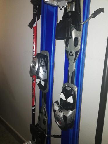 Sport i hobi - Zitorađa: Skije sa stapivima korišćeno ali i ocuvano