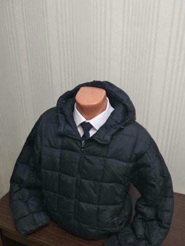 Мужская куртка Двухсторонняя куртка Размер 50-52 в Бишкек