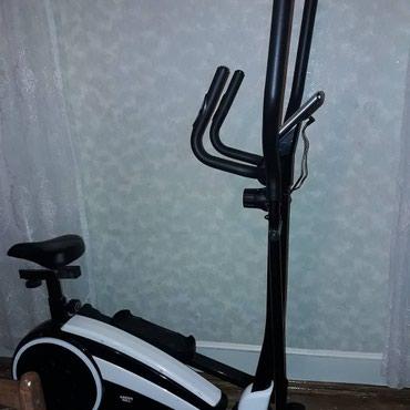 İdman üçün eliptik velosiped.. 1000 azn alınıb 500 e satılır. - Gəncə