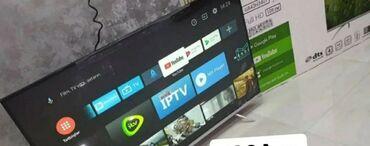 Elektronika Hacıqabulda: 2020 buraxilis tarixli- Artel 43 109Smart Android 9 Çərçivəsiz monolit