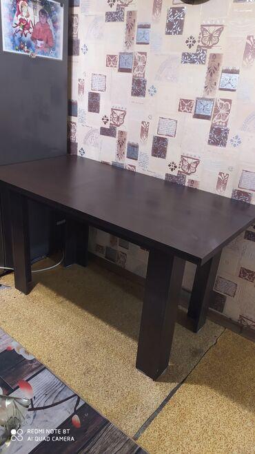 веб камера с микрофоном цена в Кыргызстан: Продаю компьютерный стол, размер 1500*1200мм, глубина с одной стороны