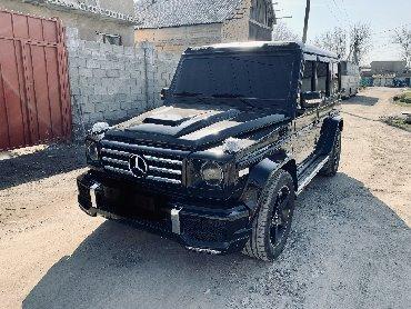 mercedes benz slk 32 amg в Кыргызстан: Mercedes-Benz G 500 2002