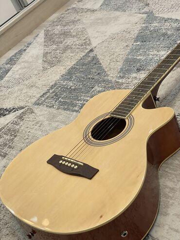 Гитара  Новая в хорошем состоянии ️ Покупателю продам по скидке