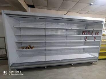 | Новый Холодильник-витрина | Белый холодильник Айсберг