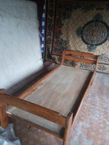 Продаю кровать в хорошом состоянии  в Бишкек