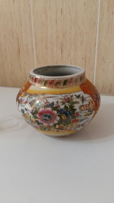 Вазы - Кыргызстан: Продаю вазу . Для украшения дома. Можно посадить комнатные цветы. Д