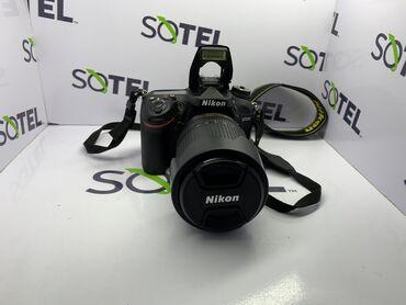 canon 5 d в Кыргызстан: Nikon D VR kit Фотоаппарат почти новый.   Эльдияр