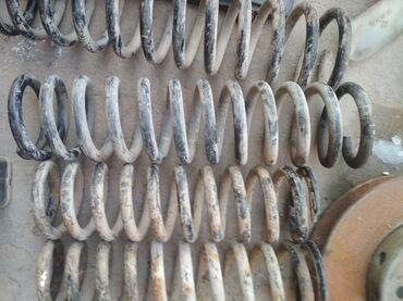 купить запчасти на мерседес 124 в Кыргызстан: Пружина комплект 124
