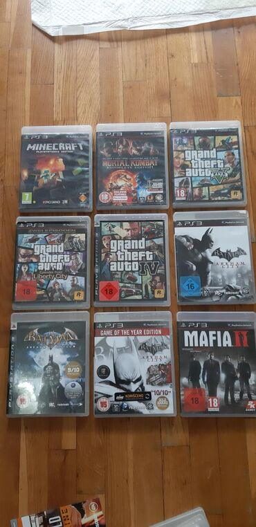 PS3 (Sony PlayStation 3) | Srbija: PS3 igrice!!!