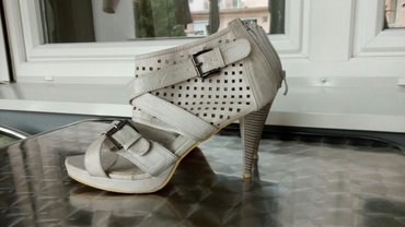 Sive sandale br 40 - Nis