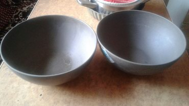 Продаю б/у тарелки стеклянные   любая в Бишкек