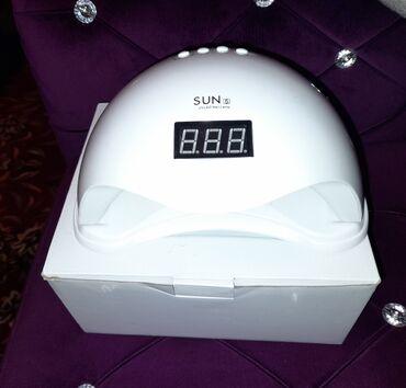 Kosmetika - Aşağı Güzdək: Salam. Sun firmasinin aparati satilir. 48Wdur. 5 lampalidir. Hec bir
