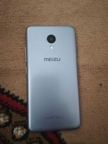 meizu m5c gold в Кыргызстан: Meizu m3 2/16 корпус новый на экране трещина в остальнов идеал