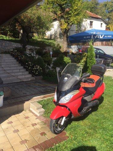 Apriliya Atlantik scooter 200  - Cacak