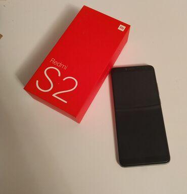 защитное стекло на meizu m6 в Кыргызстан: Б/у Xiaomi Redmi S2 32 ГБ Серый