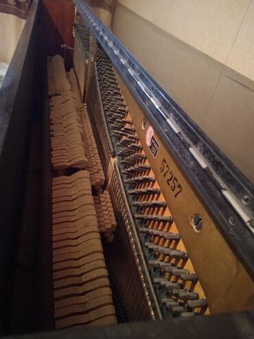 мелодия пианино в Кыргызстан: Продаю пианино бу Ростов Дон в хорошем состоянии.цена договорная