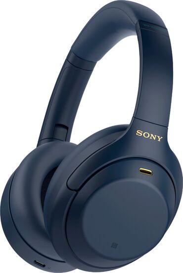 Sony WH1000XM4 Midnight BlueПродаются наушники Sony. В идеальном