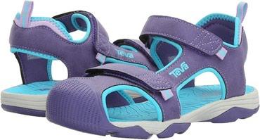 фирменную обувь в Кыргызстан: Teva, фирменные сандали👍, размер 38-39,цена 1800 с