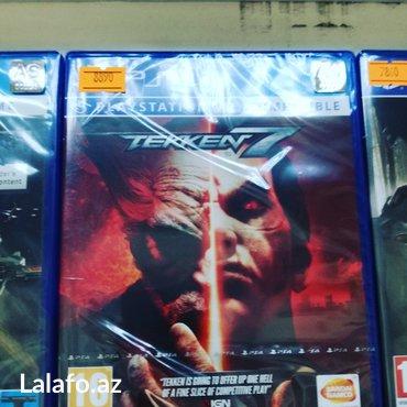 Bakı şəhərində Playstation 4 viarin oyunları qiyymet80-120azn- şəkil 2
