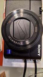 цифровой фотоаппарат в Азербайджан: Sony RX 100 m 5 .Камера в идеальном состоянии.Несмотря на маленький ра