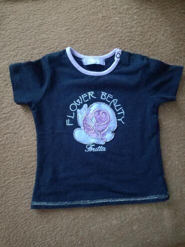Dečiji Topići I Majice | Bujanovac: Frutta baby majica za devojčice, nošena nekoliko puta, skoro kao nova