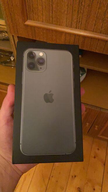 ayfon s5 - Azərbaycan: İşlənmiş IPhone 11 Pro 64 GB Yaşıl
