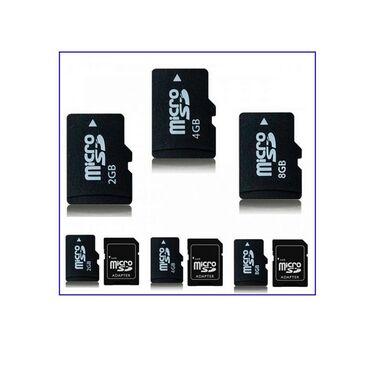 карты памяти goodram для фотоаппарата в Кыргызстан: Micro флешка 2, 4 и 8 гб бесплатная доставка по городу!