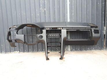 Панель приборов мерседес 210 кузов 98 года есть трещинки