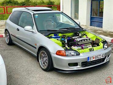 Honda Civic 1.6 l. 1995 | 2000 km