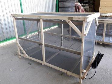 Сушилка для рыбы до 90 кг. 1230×570 мм. в Кара-Балта