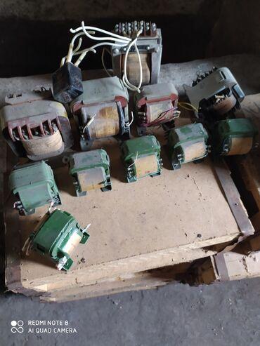 transformator dlja povyshenija naprjazhenija в Кыргызстан: Трансформаторы разные больше 150 штук есть