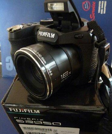 fujifilm - Azərbaycan: Фотоапарат.Новый .професиональный .отдам с аккумуляторами и зарядным