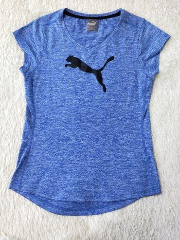 Футболки - Кыргызстан: Продаю женскую футболку PUMA оригинал! Звоните уступлю