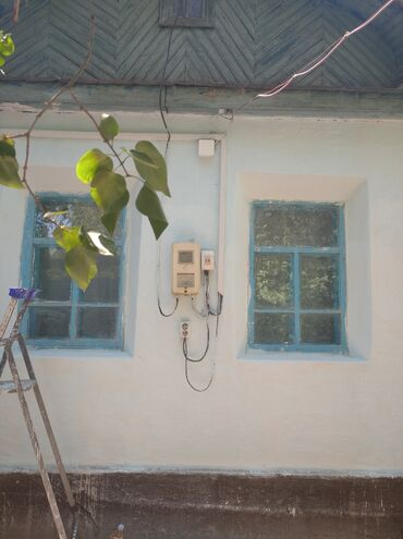 Недвижимость - Кара-Балта: 18 кв. м, 3 комнаты, Утепленный, Забор, огорожен