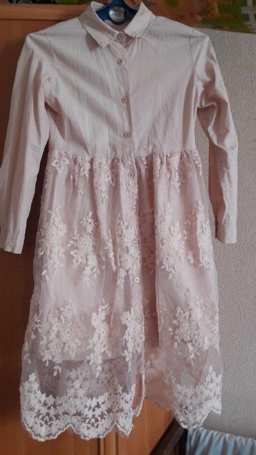 Платье рубашка б/у в хорошем  состоянии 42/44 в Бишкек