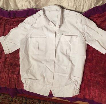 Рубашка женская офицерская очень в Бишкек