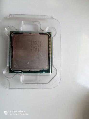 Intel core i3 2310 4х ядерный тянит многие игры. Рабочий мощный