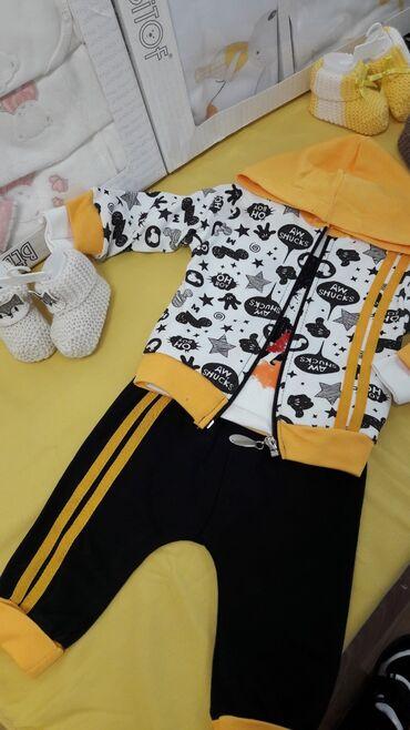 костюм школьника 18 в Кыргызстан: Костюм тройкаПроизводство: ТурцияВ линейке 3 шт ( 6-9, 9-12