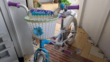 Велосипед Giant PUDDIN 16 teal white  Велосипед Giant PUDDIN 16 teal w