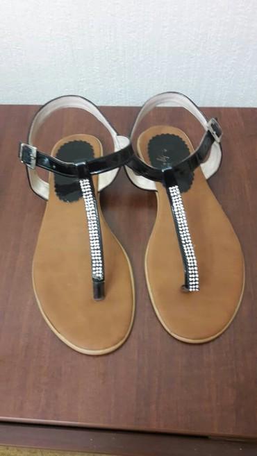 сандали 38 размер в Кыргызстан: Сандалии и шлепанцы 38