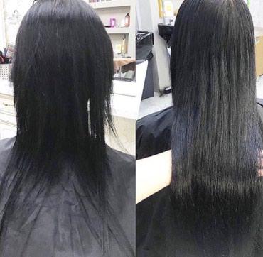 Эксклюзивное наращивание волос Без в Бишкек