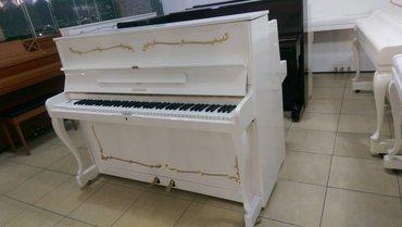 rönisch - Azərbaycan: Rönisch piano - almaniya istehsalı Faizsiz Daxili Kreditlə Müxtəlif