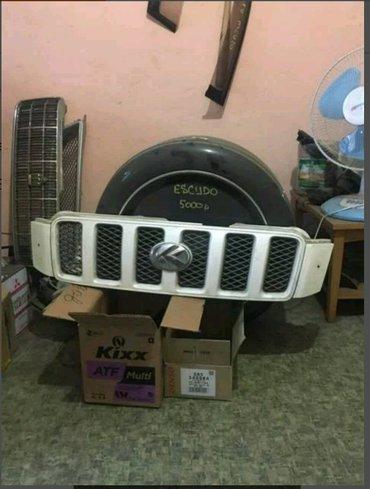 Решётка радиатора и обвес на тойота клюгер в Бишкек