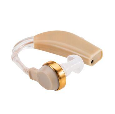 Слуховые аппараты - Кыргызстан: JZ-1088F2 новый перезаряжаемый слуховой аппарат цифровой усилитель зву
