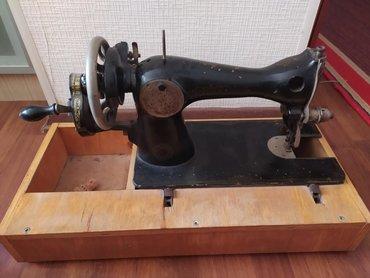 Tikis masin Швейная машинка