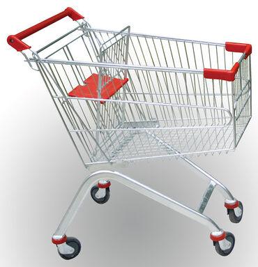Market arabası / dəmir araba  Ölçü : 100l Qiymət: 135 manat