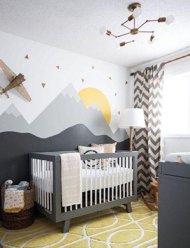 Детская кровать на заказ в Бишкек