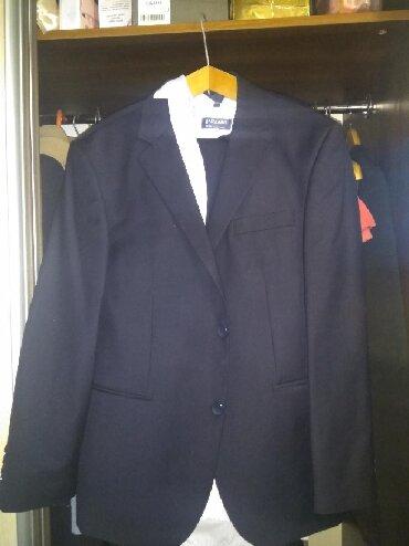 Костюм с брюками. 48-50 размер или меняю на 46-48 размер