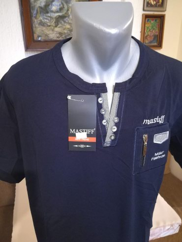 Nova muska majica mastiff. Turska. Vrlo dobra muska majica za muskarce - Belgrade