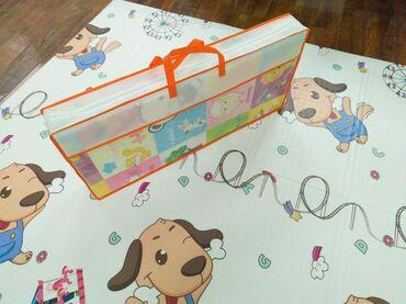 .Складной коврик-книжка ХРЕ. Это безопасное и удобное для ребёнка и